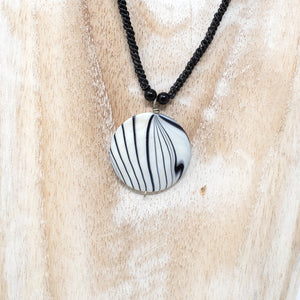 Shell Swirl Necklace
