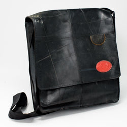 Revved Up Messenger Satchel