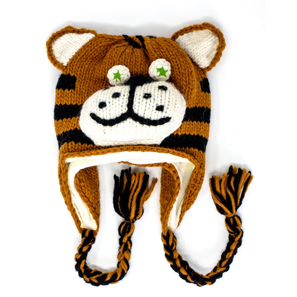 Knit Animal Hat