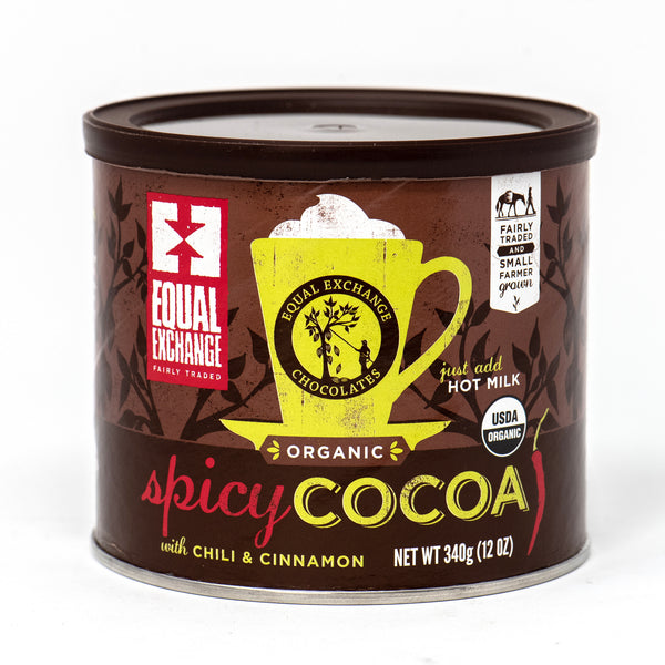 Equal Exchange Organic Hot Cocoa Mix