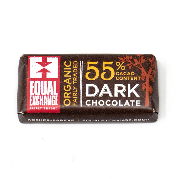 Equal Exchange Mini Chocolates