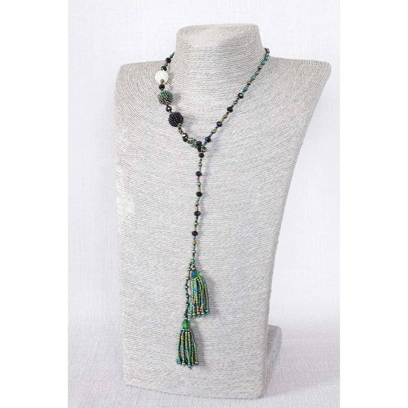 Fiesta Lariat Necklace