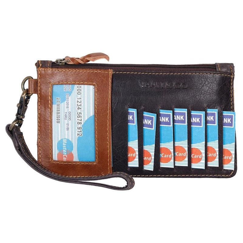 7 Star Credit Card Holder / Wristlet