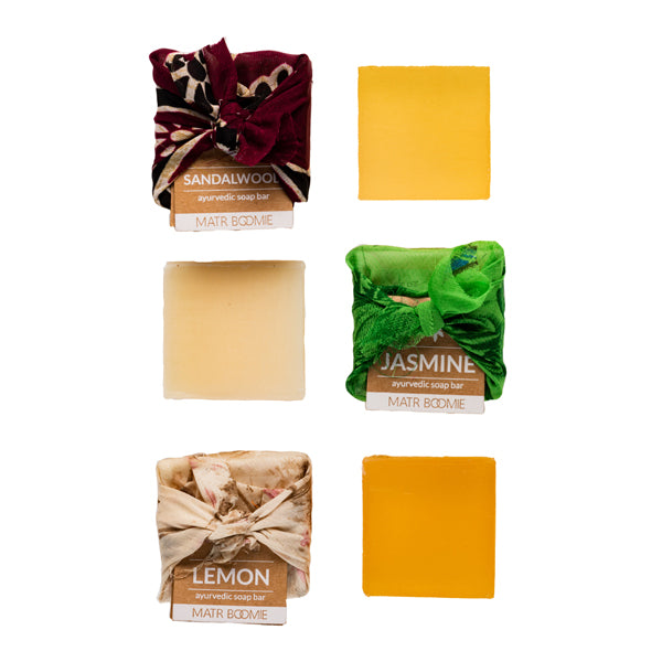 India Mini Soap Bar