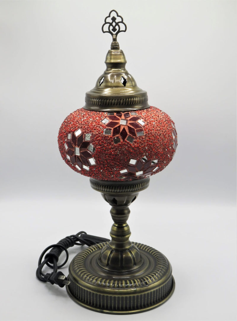 Stars Mosaic Table Lamp