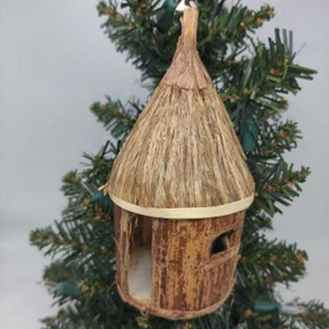 Makuti Hut Ornament