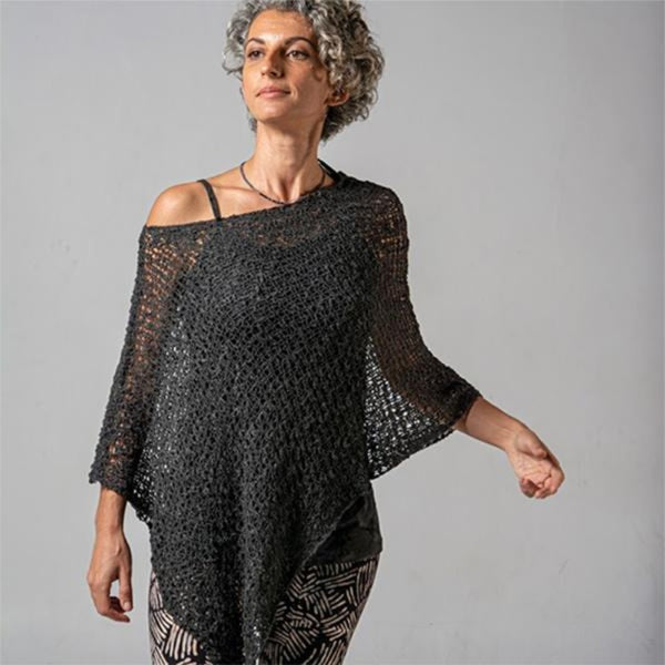Soul Warmer Crocheted Wrap