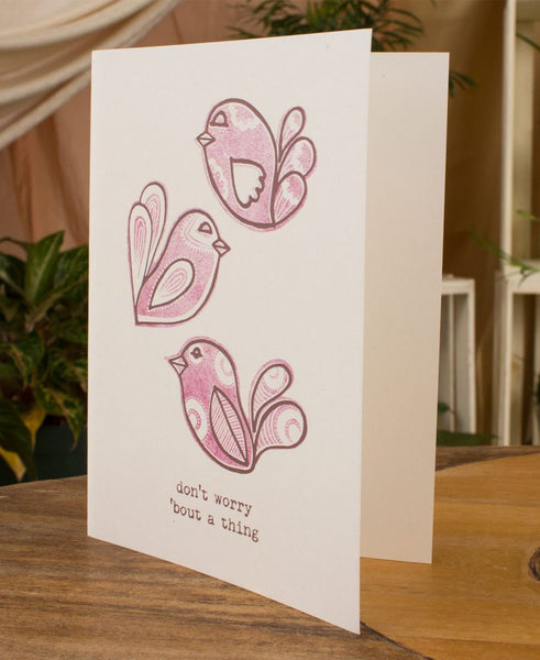 Soul Flower Greeting Cards