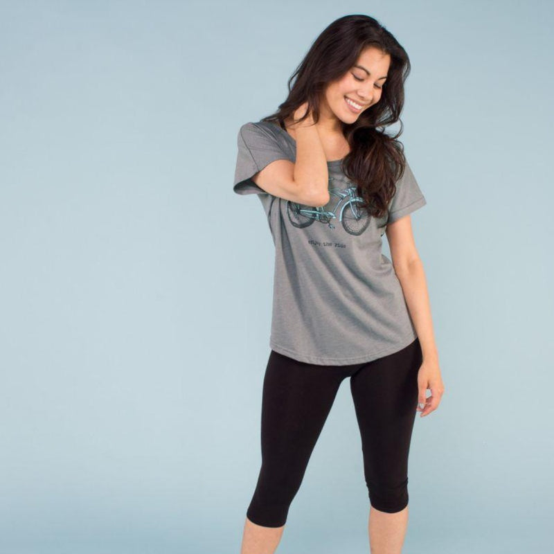 Enjoy the Ride Slouch Top