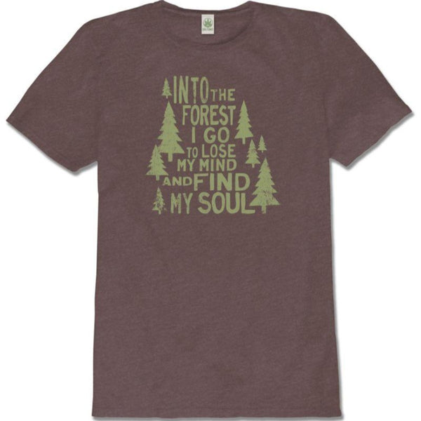 Into the Forest Recycled T-Shirt