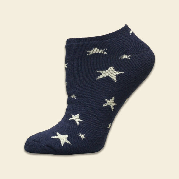 Organic Footie Star Socks