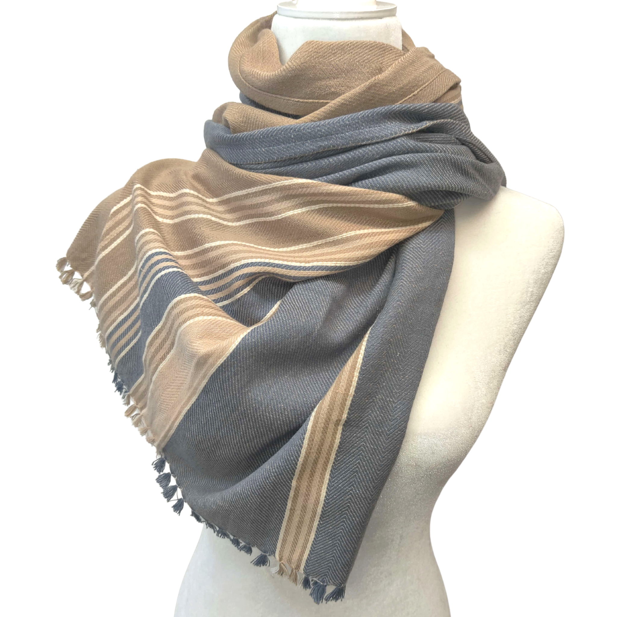 Coed Cotton Scarf