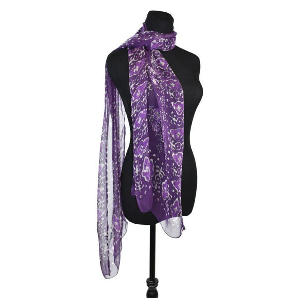 Omega Scarf - Purple