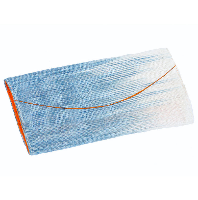 "The ""Waves"" Ikat Clutch"