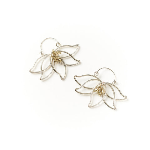 Kairavini Earrings - Hoop