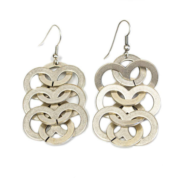 Bodrum Twist Earrings