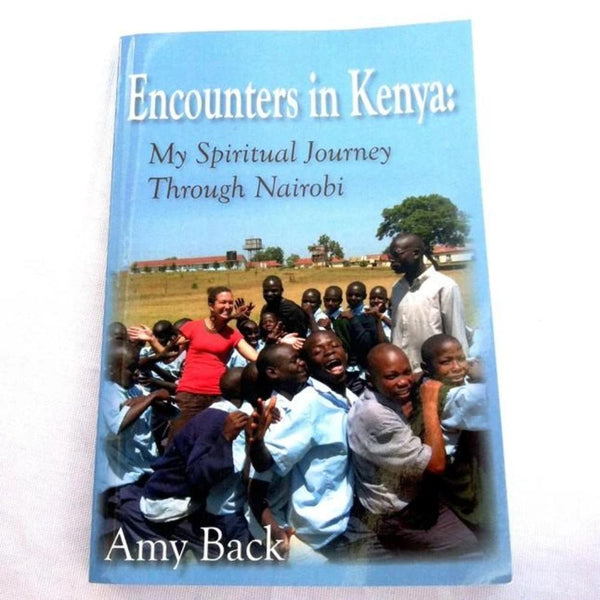 Encounters in Kenya Book
