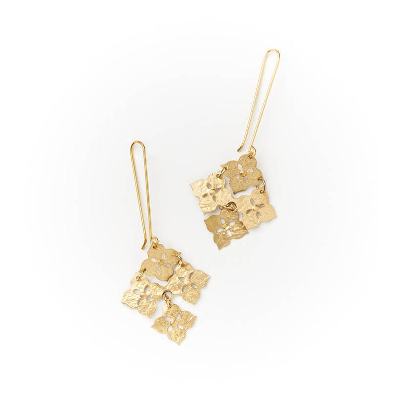 Kalyani Earrings - Drop