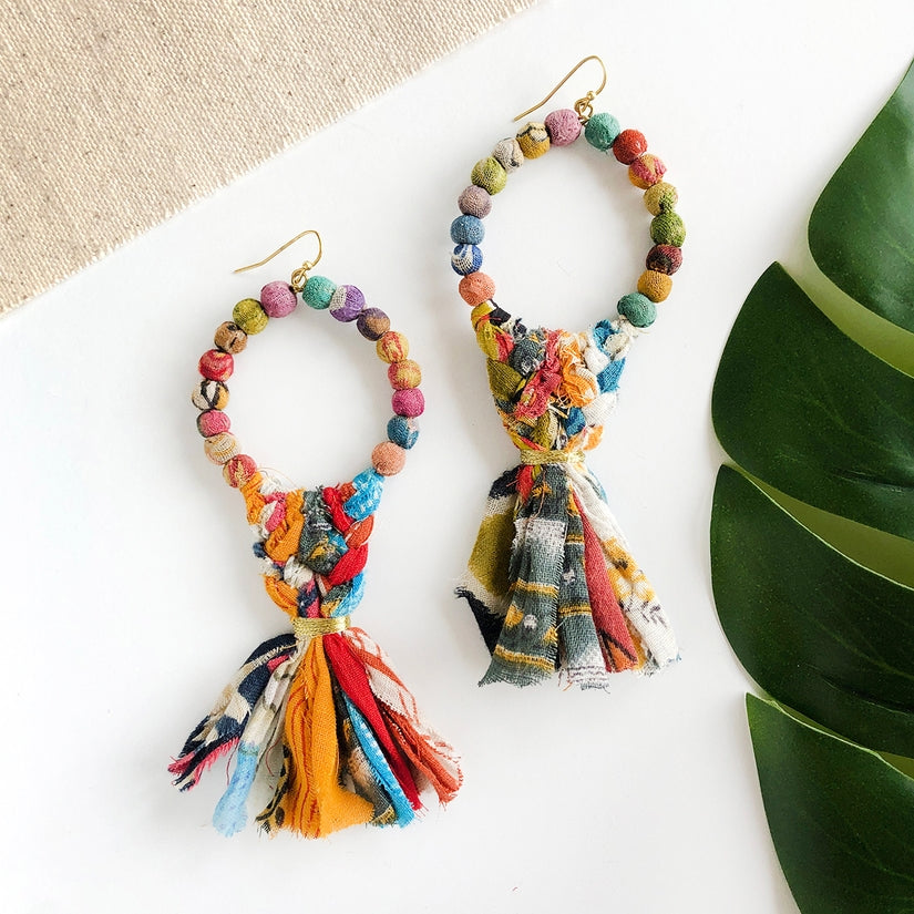 Kyla Statement Earrings