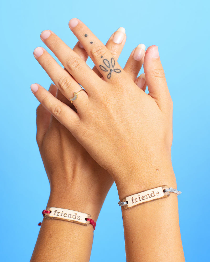 MudLove Bracelet - Friends