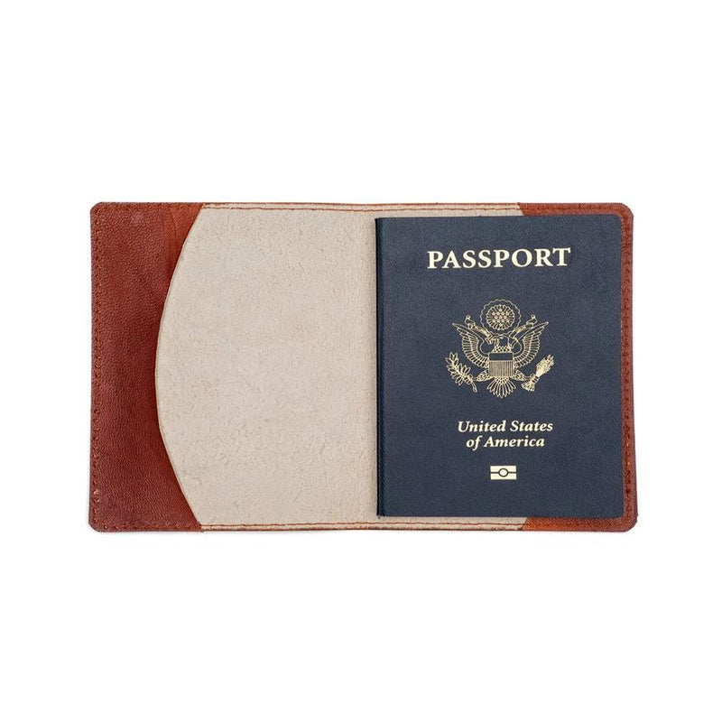 Open Road Passport Cover