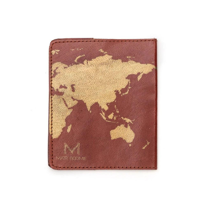 Globetrotter Passport Cover