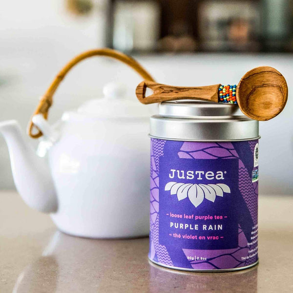 Justea Loose Leaf Tea