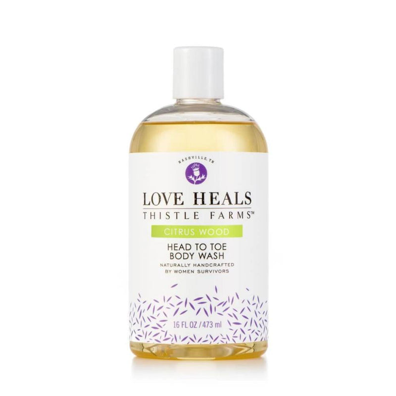 Head to Toe Body Wash 16 oz
