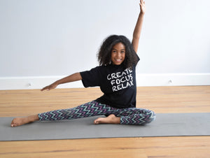 Create Focus Relax  ( Youth ) T-shirt