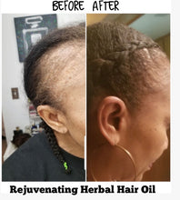 Load image into Gallery viewer, Rejuvenating Herbal Hair Oil