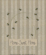 Load image into Gallery viewer, March Home Sweet Home Pre Printed BOM