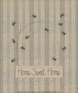 March Home Sweet Home Pre Printed BOM
