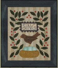 Load image into Gallery viewer, Sing June Preprinted Panel