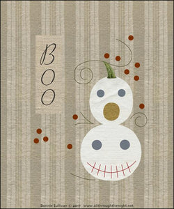 Boo October Preprinted BOM