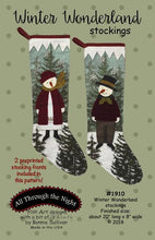 Load image into Gallery viewer, Winter Wonderland Stockings