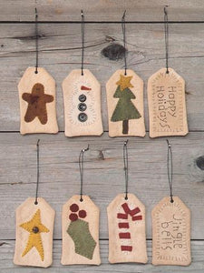 Holiday Tags Collection