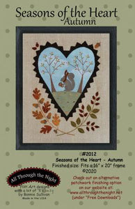 Seasons of the Heart Autumn