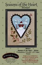 Load image into Gallery viewer, Seasons of the Heart Winter