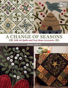 Change of Season Book