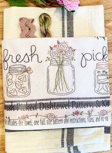 Fresh Picked Dishtowel