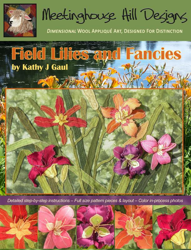 Field Lilies and Fancies