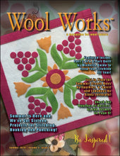 Load image into Gallery viewer, Wool Works Magazine Summer