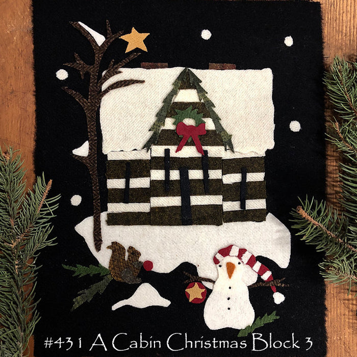 A Cabin Chirstmas #3
