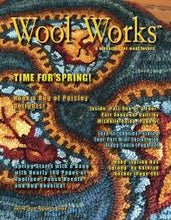 Load image into Gallery viewer, Wool Works Magazine Spring