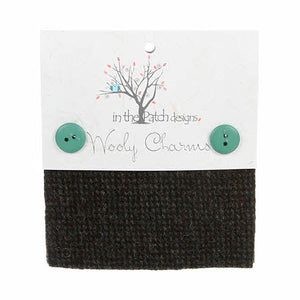 Wooly Charms Black