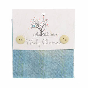 Wooly Charm Powder Blue