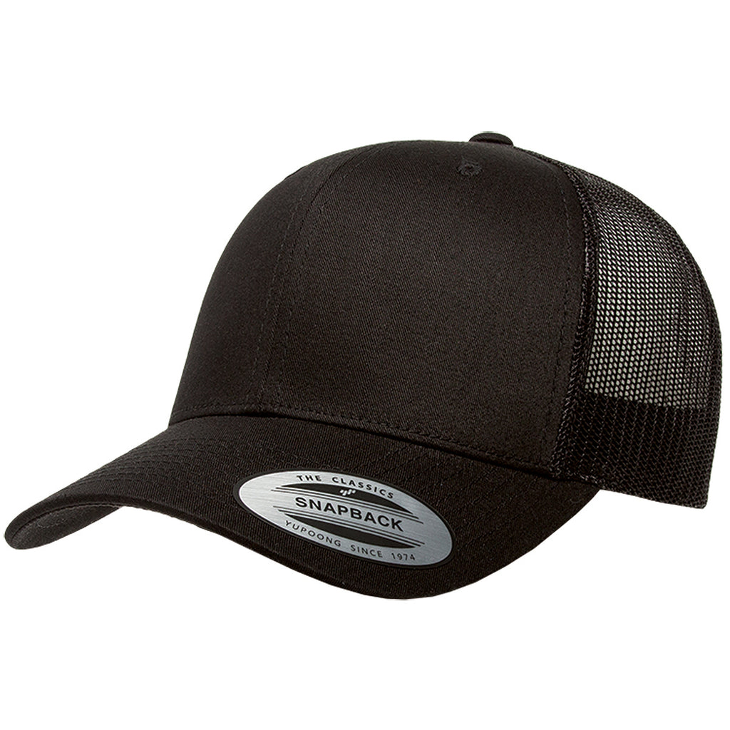66033b385867e ... Trucker Hat - Bearded Badass-Custom Hat-Bacs Collection-Black-Bacs  Collection ...