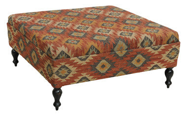 (C) Pasha Kilim Coffee Table