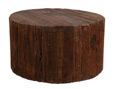 (C) Railway Sleeper Coffee Table
