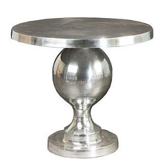 (Z) Marlow Round Pedestal Accent Table